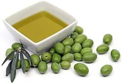Dieta mediterranea e olio d'oliva