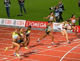 100 metri donne