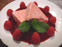 dessert frutti rossi
