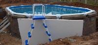 Considerazioni utili per interrare una piscina gre - Piscina sopra terra ...