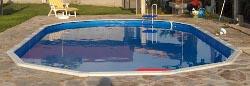 Interrare una piscina