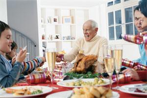 Festeggia il Natale 2012 senza perdere la linea
