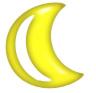 Profilo luna