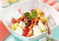 Quartirolo in insalata