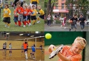 Lo sport e i bambini