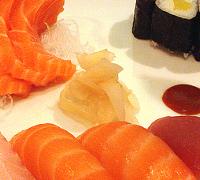 Zenzero sushi