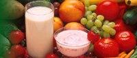 yogurt e verdura