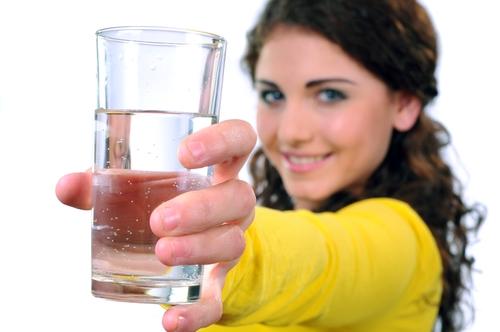 bere acqua per dimagrire