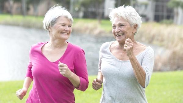 Attività fisica per prevenire l'osteoporosi