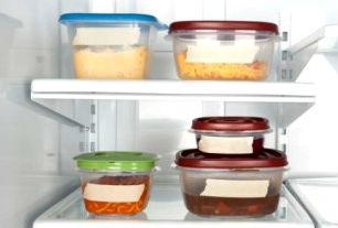 contenitori plastica per alimenti
