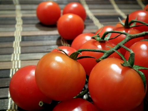 Pomodori ricchi di licopene