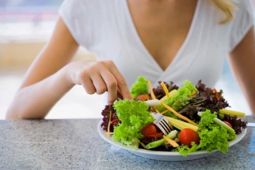Dieta Scarsdale: quantità illimitate di verdura non condita