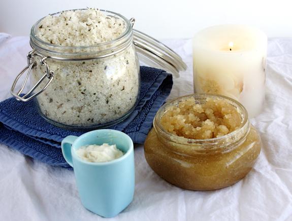 Scrub corpo: tre ricette casalinghe