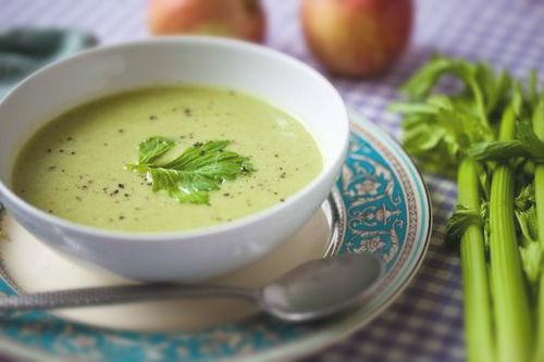 zuppa di sedano