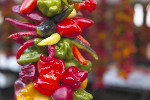 Mangiare piccante accelera il metabolismo