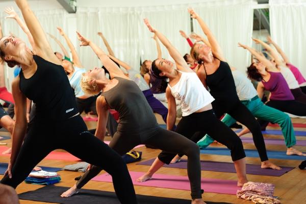 YogaFestival a Milano 2015