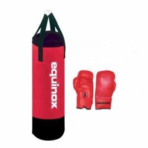 Equinox Set Boxe Junior Pro