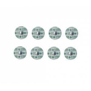 I-Tech 8 Elettrodi Viso Attacco A Bottone
