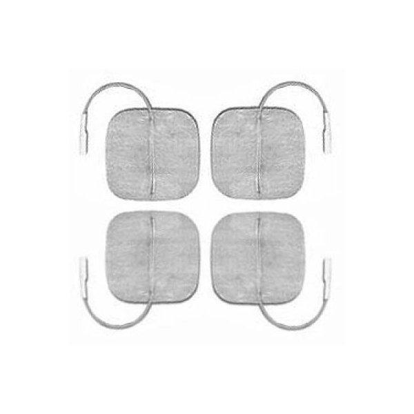 4 Elettrodi Myotrode Premium 50x50 Mm A Cavetto