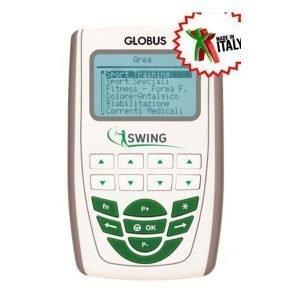 Elettrostimolatore Globus Swing + 1 Gel E 8 Elettrodi In Omaggio