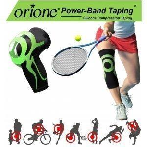 Orione Ginocchiera Con Power Band Taping Integrato Art. 488