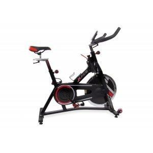 Gym Bike Jk Fitness Jk536 A Cinghia Con Computer Di Bordo - Indoor Bi