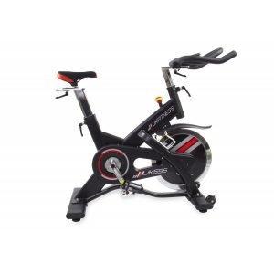 Gym Bike Jk Fitness Jk556 Con Trasmissione A Cinghia Indoor Bike