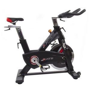Gym Bike Jk Fitness Jk576 Con Fascia Cardio - Indoor Bike A Scatto Li