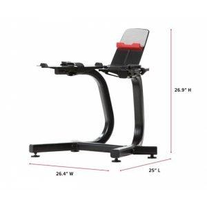 Porta Manubri Bowflex Select Tech Stand Per Manubri Regolabili
